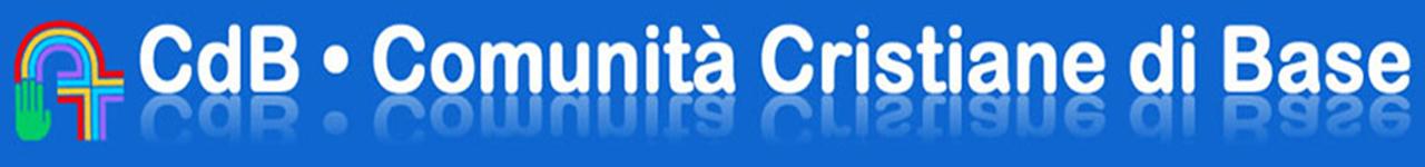 CdB – Comunità Cristiane di Base in Italia